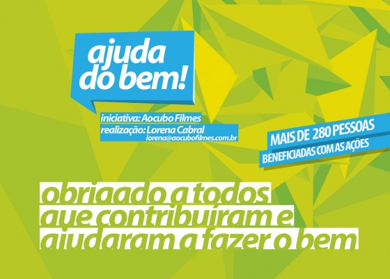 Ajuda do Bem 2012 1